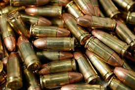 Man arrested for illegal ammo