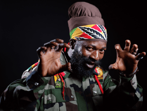 Thieves snatch Capleton's car