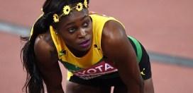 Elaine Thompson for 100m at Rome Diamond League meet