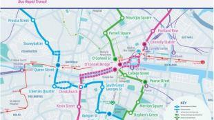 BRT Map