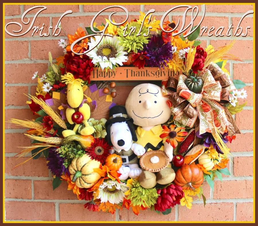 Peanuts Thanksgiving Charlie Brown for Angela