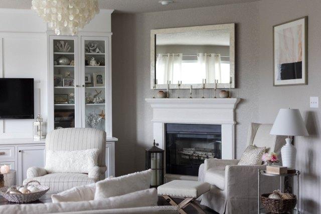 New Year New Room Challenge Livingroom Makeover