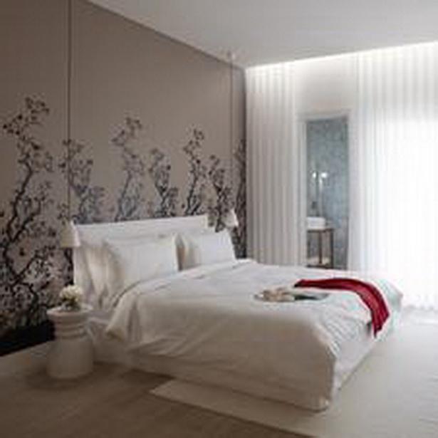 Perfect Schlafzimmer Wandgestaltung Beispiele   [mypowerruns.com]