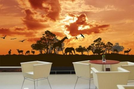 Stunning Wohnideen Afrika Stil Contemporary - Ideas & Design ...