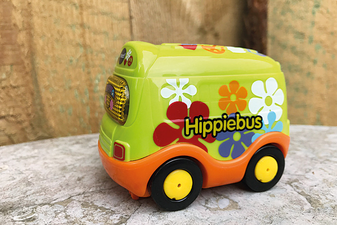 Harm Hippiebus