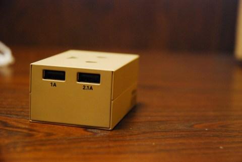 ダンボーモバイルバッテリーoutput