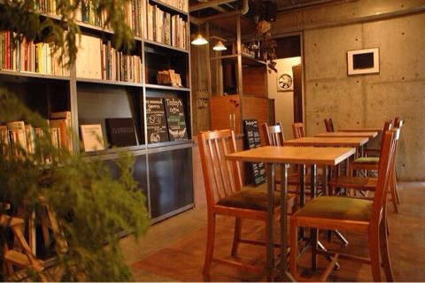 CafeObscura公式店内