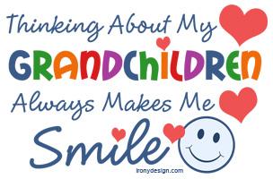 Thinking about my grandchildren Design