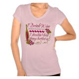 Funny Wine Lover Quote Gift Products