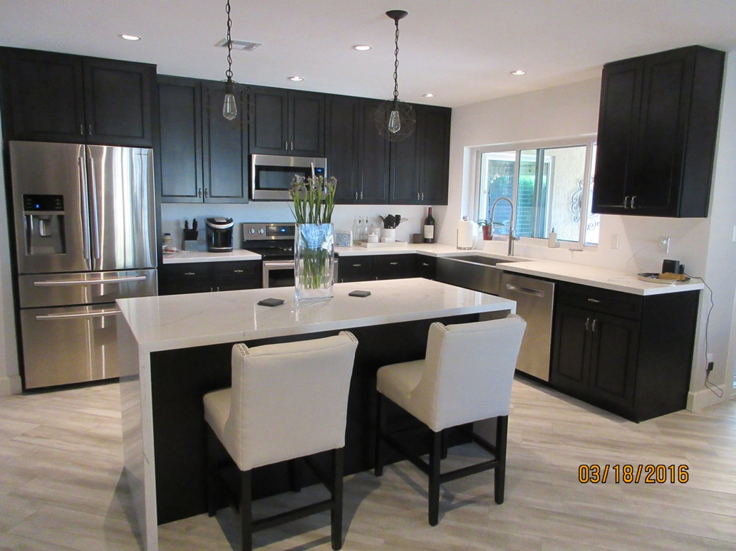 contractor kitchenazcabinets kitchen cabinets phoenix Below is one of our kitchen remodels that started with a Free Custom Design Estimate at our showroom