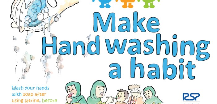 Global Handwashing Day: Make Handwashing a habit