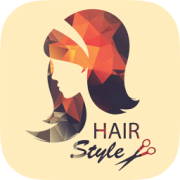 Women Hairstyles by Anon Submoon App Icon on #iconagram.