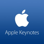 Apple - Apple Keynotes アートワーク