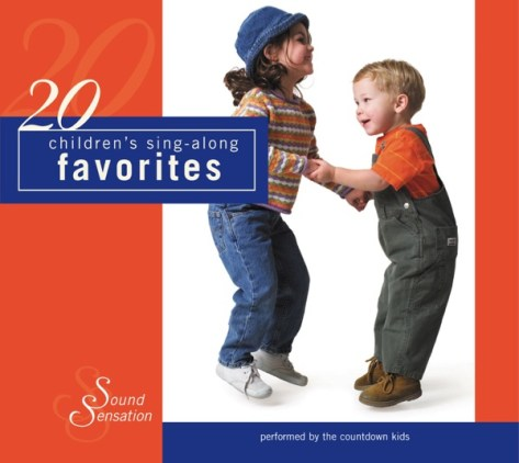 The Countdown Kids-20 Childrens Sing-Along Favorites-CD-FLAC-2004-FLACME Download