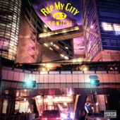 KOWICHI - REP MY CITY pt.2 - EP アートワーク