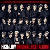 GENERATIONS from EXILE TRIBE - RUN THIS TOWN アートワーク