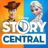 Disney Electronic Content, Inc. - Disney Story Central Podcast アートワーク