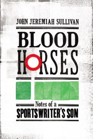 Reading books Blood Horses