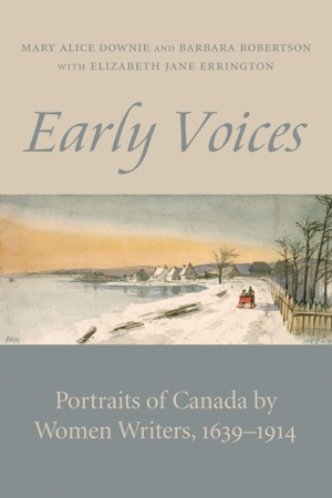 read online Early Voices