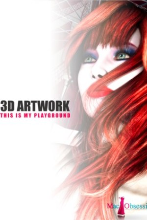 read online 3D Artwork - This Is My Playground