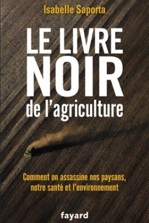 Reading books Le livre noir de l'agriculture