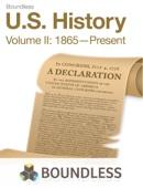 U.S. History, Volume II: 1865—present - Boundless
