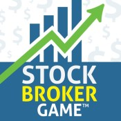 Stock Broker Game - ,000 to play the stock market!