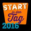 Neukirchener Kalenderverlag - Start in den Tag 2016 アートワーク