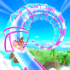 SPIL GAMES - Uphill Rush アートワーク