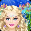 Peachy Games LLC - 魔法の人魚 - マーメイド 女の子向けのゲーム アートワーク