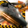 Carolina Vergara - A Best Copter Fast Flying : Flame Clouds アートワーク