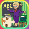 Proton Le - Jigsaw Puzzles Game for Kids. アートワーク