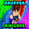 Hoai Trinh Thi Le - MEGA DROPPER MINIGAME MAPS FOR MINECRAFT PE アートワーク