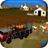 Funsol Technologies - Farm animal transport – Thomas truck driver sim アートワーク