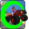 A V Logix - Drive Monster Stunt Truck Tropical Beach Simulator Free アートワーク