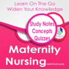 Aouatef Sliti - Maternity Nursing アートワーク