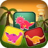 WU LI - Dino Zoo Puzzles for toddlers and kids - Animal & dinosaur rescue アートワーク