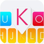 VideoKeys Keyboard - Set any video background and use symbols,fonts and new emoji