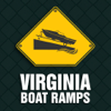 K SUMAN - Virginia Boat Ramps アートワーク