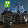 Crowlly Sepera - Tractor Farm Sim 17 : Autumn Harvest Challenge アートワーク