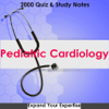 Tourkia CHIHI - Pediatric Cardiology Review : 2000 Q&A Support アートワーク