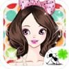 Jiajia Han - 优雅复古 -- 公主时尚美容化妆打扮,女生爱玩的小游戏免费 アートワーク