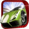 Yeisela Ordonez Vaquiro - A Super Car Motor - Speedway Car Racing アートワーク
