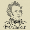 Tombooks - Play Schubert - Fantaisie (partition interactive pour piano à 4 mains) アートワーク