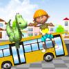 kuikui wang - 儿童最爱读的科普百科系列:有趣的公交车 アートワーク