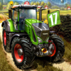 Astrid Jonssen - Agro Farming Gold Simulator アートワーク