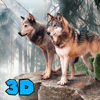 Games Banner Network - Wild Wolf Quest: Survival Simulator Full アートワーク