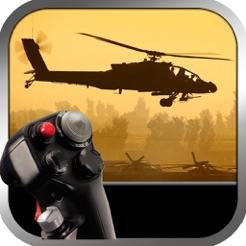 Apache 3D Sim Flight Simulator
