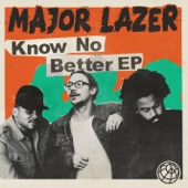 Major Lazer - Know No Better - EP アートワーク