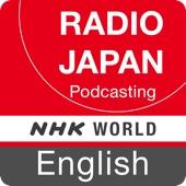 NHK (Japan Broadcasting Corporation) - English News - NHK WORLD RADIO JAPAN アートワーク